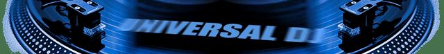 UniversalDJ, Anniversaire, Mariage, soirée entreprise.. Logo